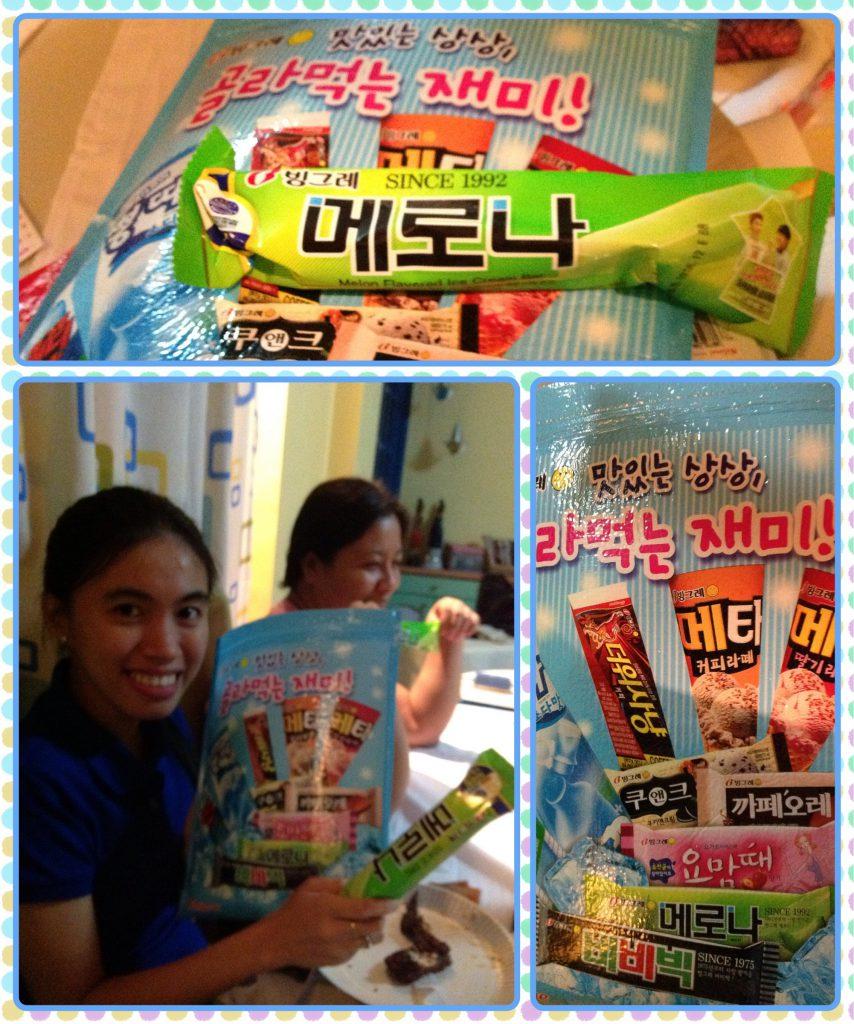 Korean Ice Cream