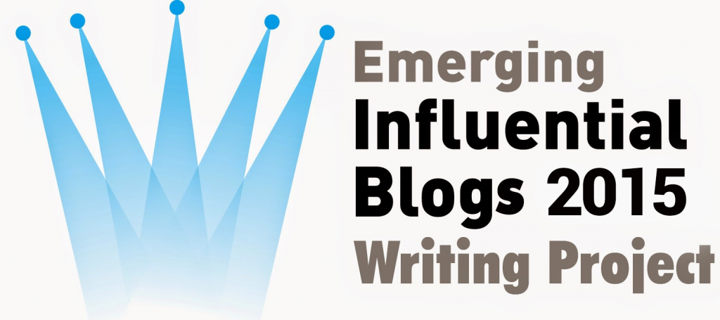 My Top 10 Picks for Emerging Influential Blogs