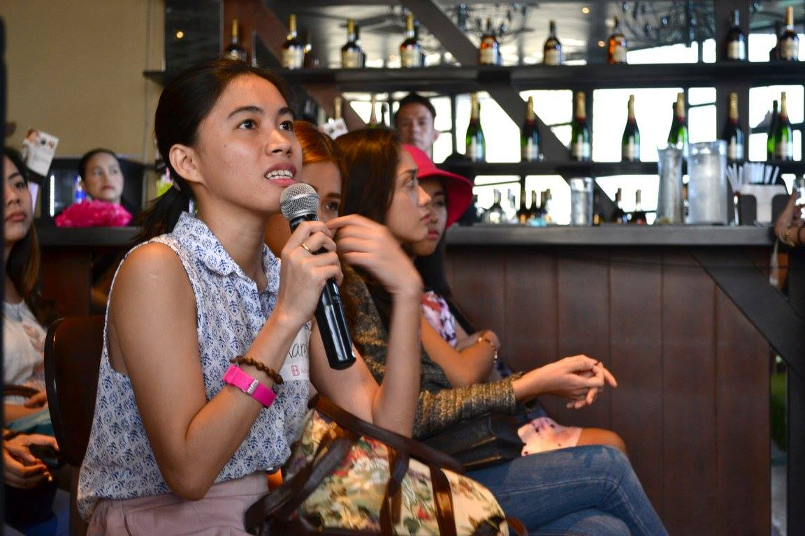 Bloggerbabes Question and Answer Portion