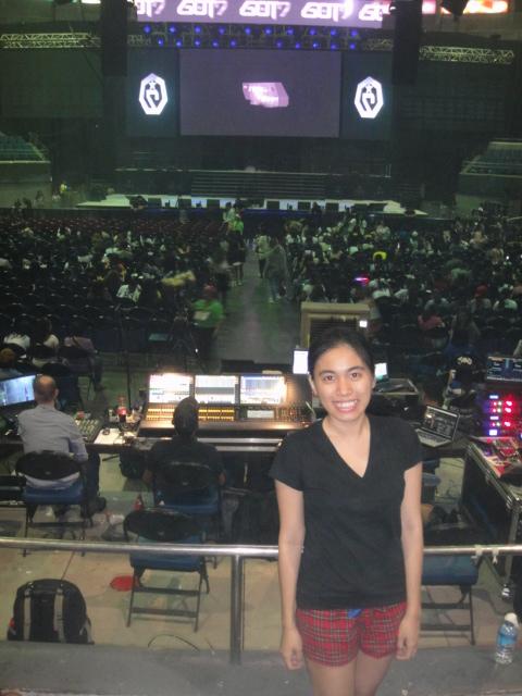 Got7PH2015   Karen Meets World Inside the Concert Hall