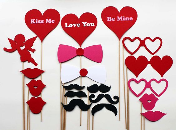 Black and White Valentine's Day at Fairmont Hotel