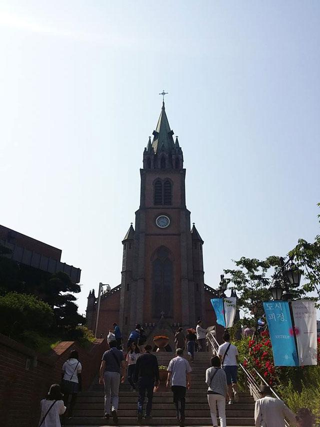 Myeong-dong Cathedral