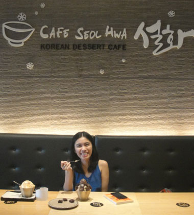 Weekend Foodtrip at BGC : BBQ Chicken x Cafe Seol Hwa