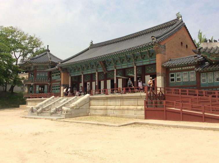 Gyeongbokgung Palace Souvenir Shop