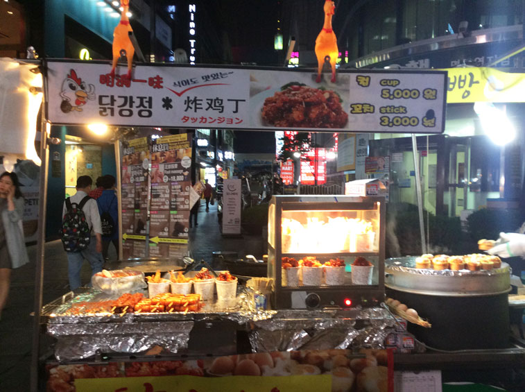 gyeran-ppang-and-sausage-stall