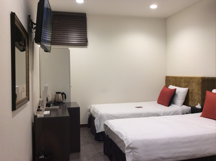 Hotel Room 104