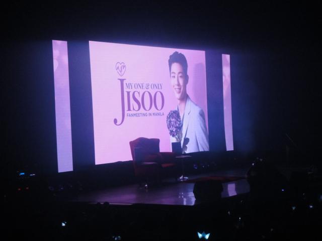 JiSoo Stage