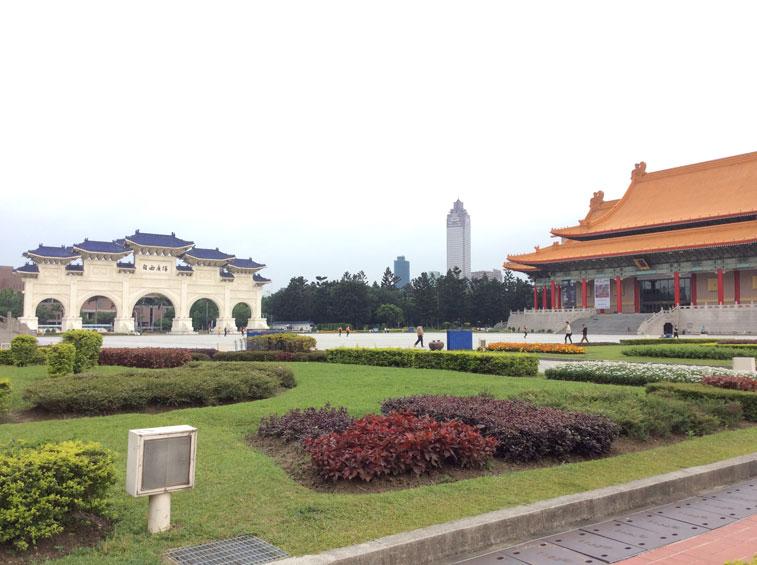 Chiang-Kai-shek-temple