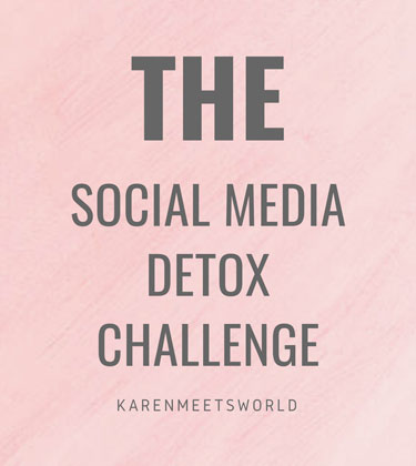What I Learned From a 7 Day Social Media Detox?