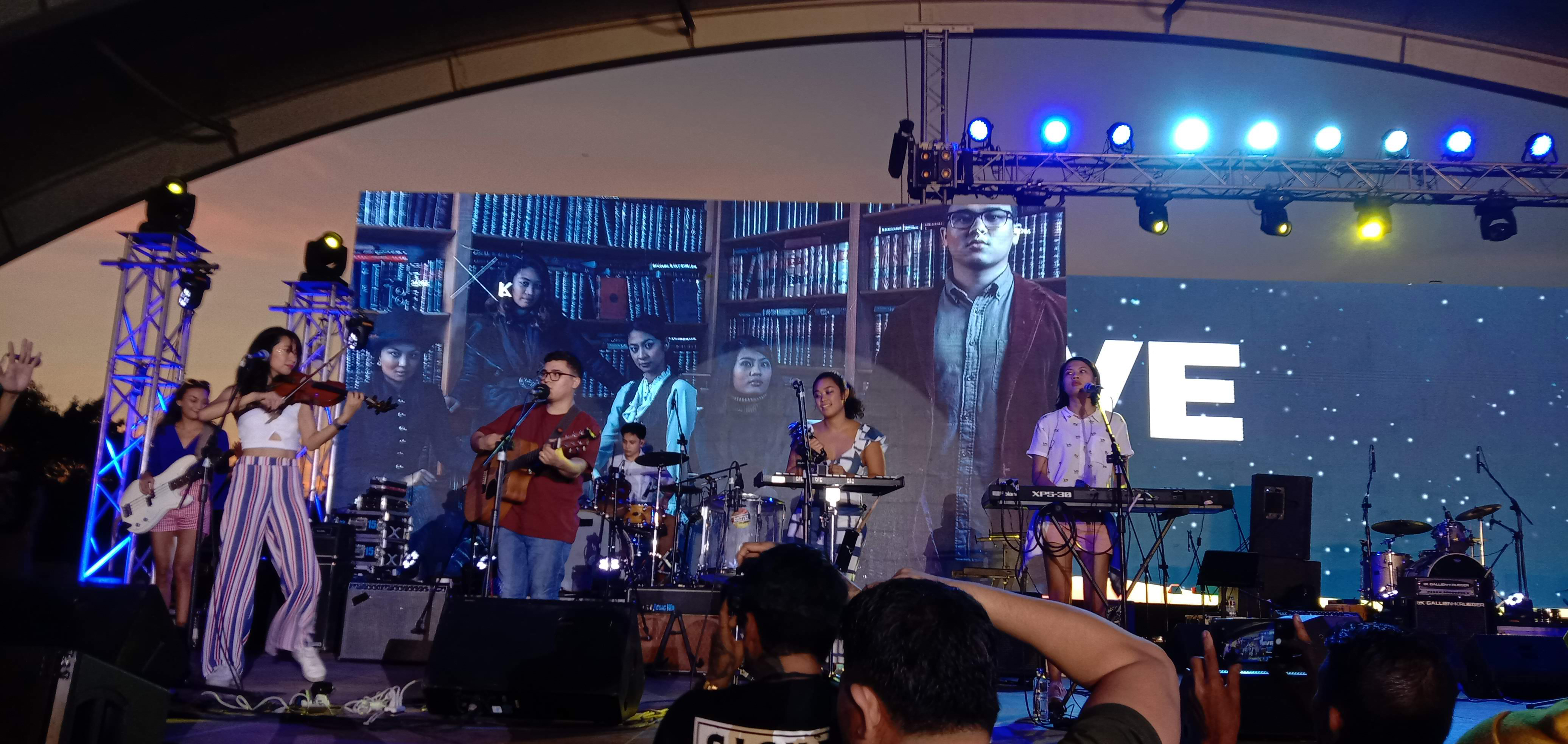 The Ransom Collective Performance