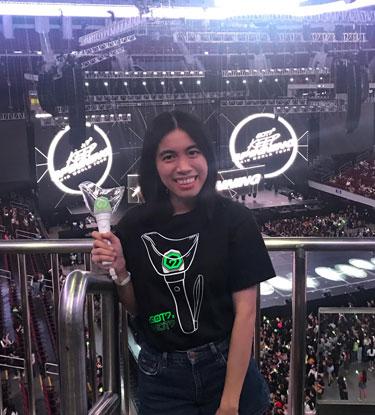 Got7 Keep Spinning World Tour in Manila