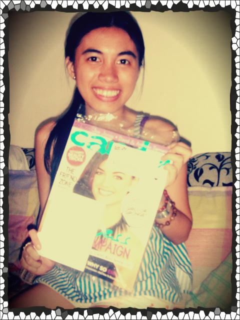 I Love Candy Magazine