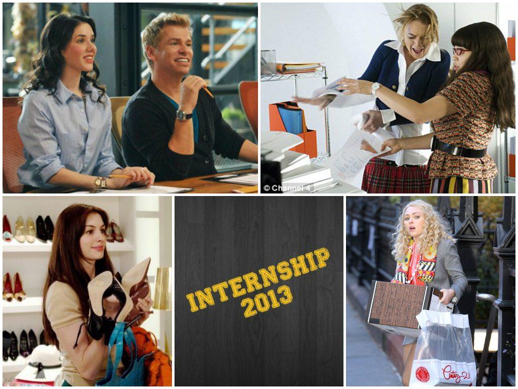 The Three-Month Internship