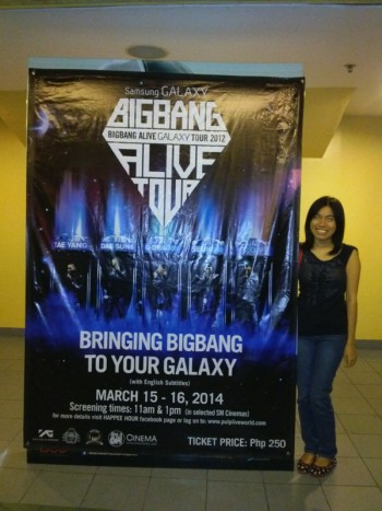 Bigbang Alive Galaxy Tour