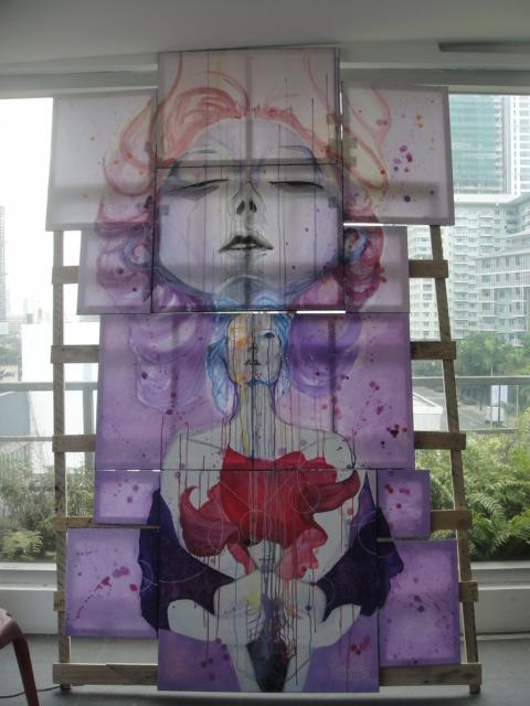 Woman Create Symbol