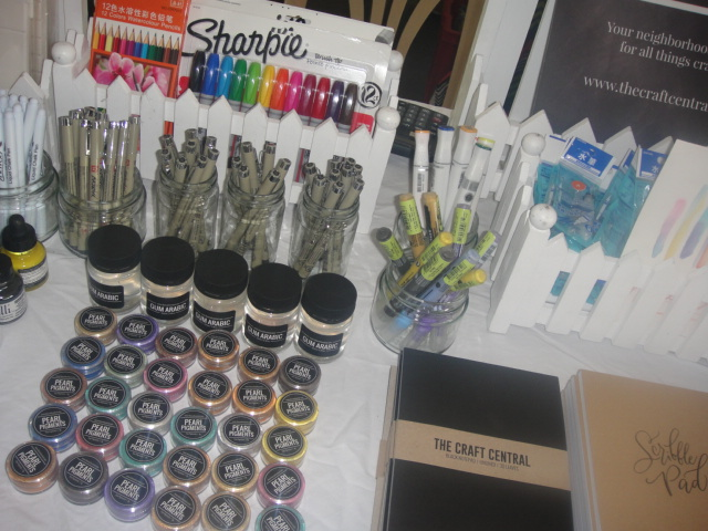 The Craft Central Booth