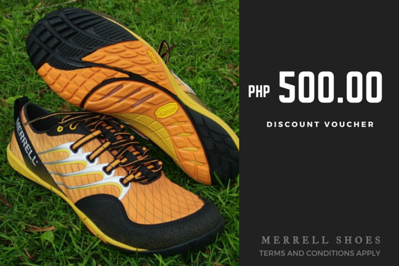 KMW Giveaway: Merrell Shoes Discount Voucher (Closed)