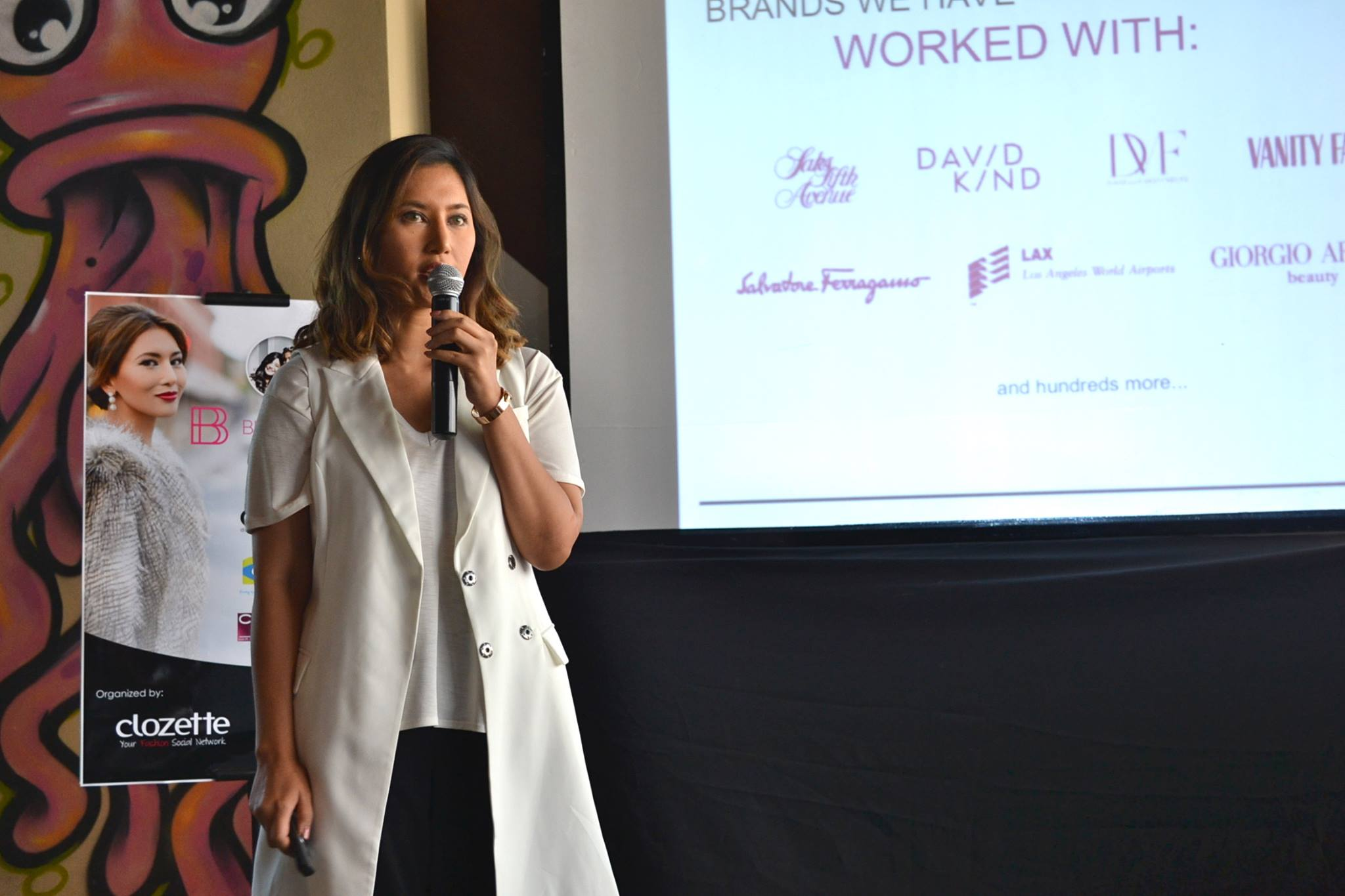 Bloggerbabes Asia Manila Launch Heidi Nazarudin