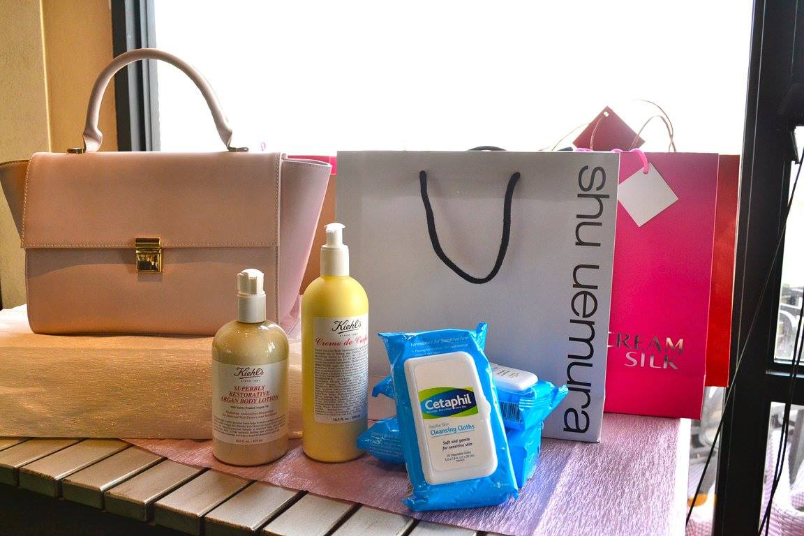 Bloggerbabes Asia Raffle Goodies