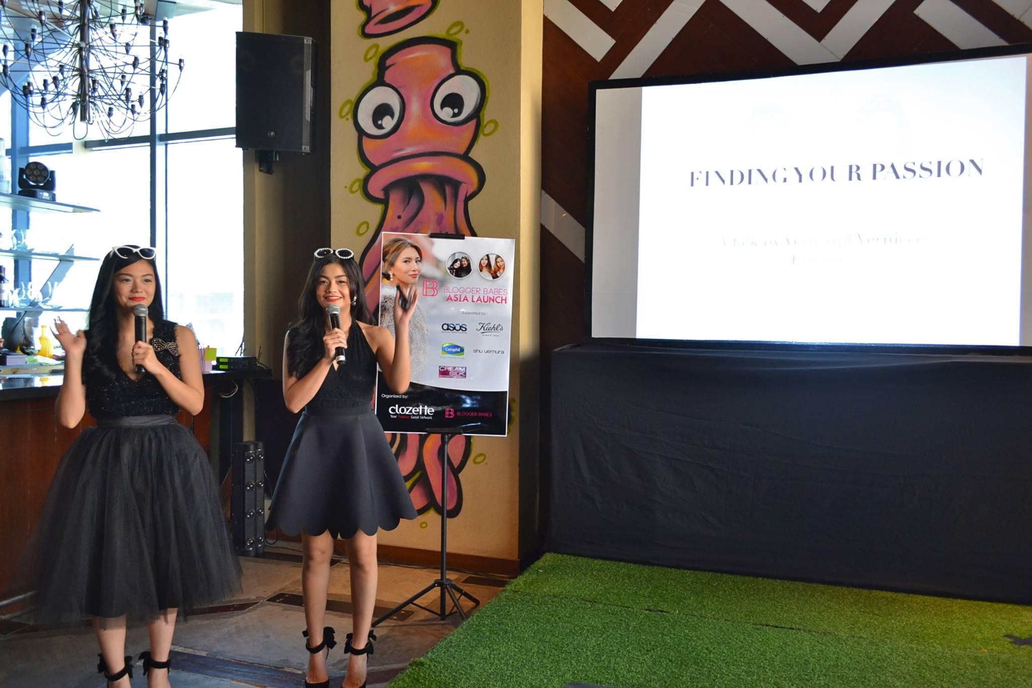 V&V Sisters at Blogegrbabes Asia Manila