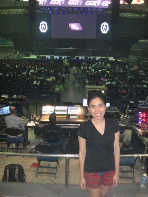Got7PH2015 | Karen Meets World Inside the Concert Hall