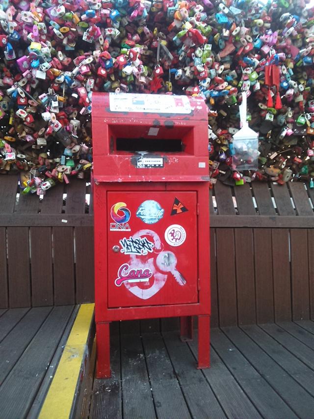 Padlocks Key Collection Box