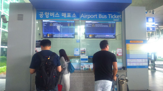 Airport-Bus-Ticket-Counter
