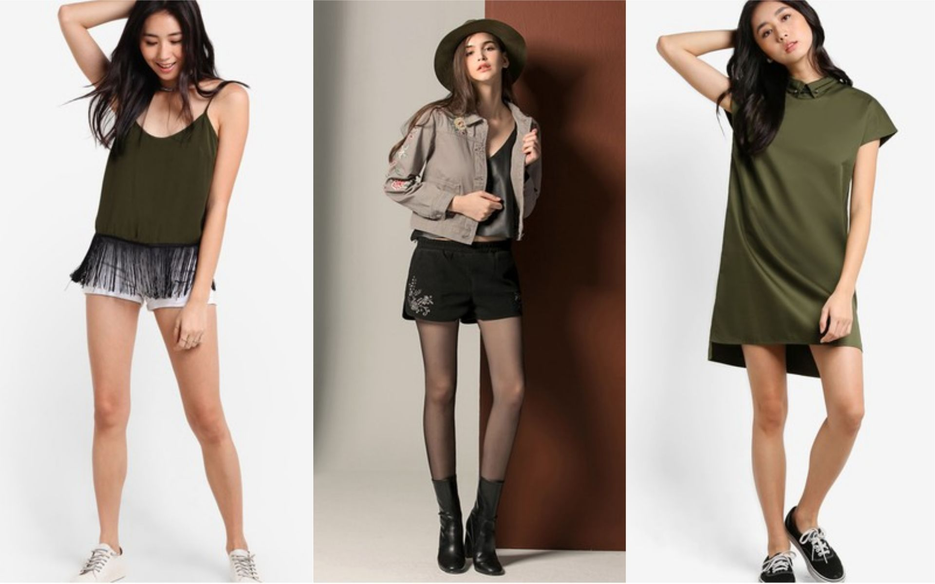 Army Tone Outfit