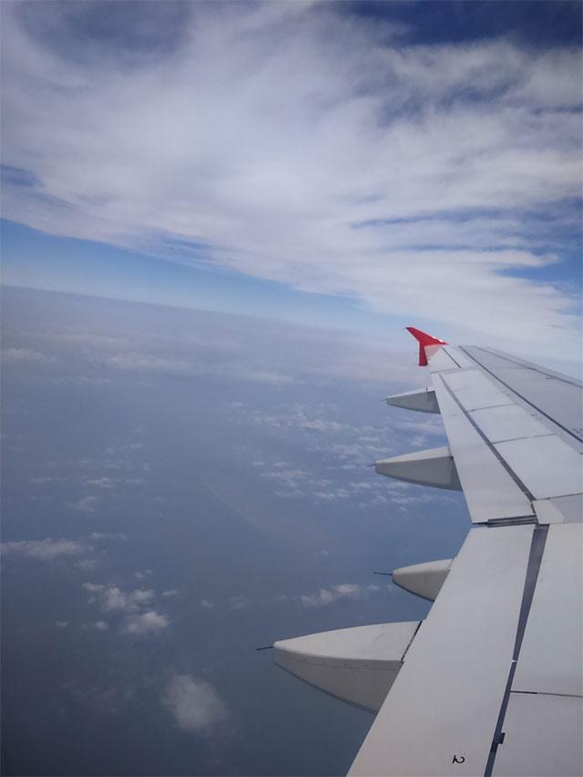 Plane-to-South-Korea