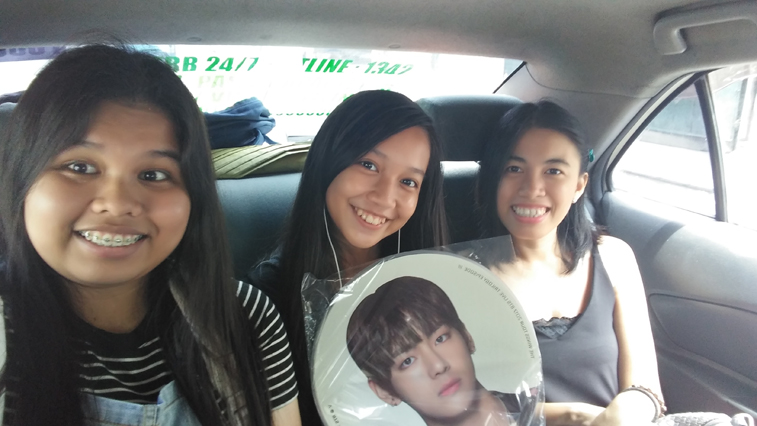 Karen Meets World Travels to MOA Arena for Wings Tour Concert