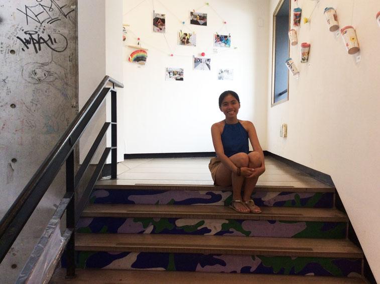 art-downstairs