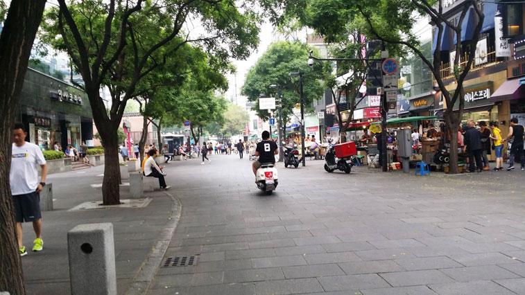 Insadong Area