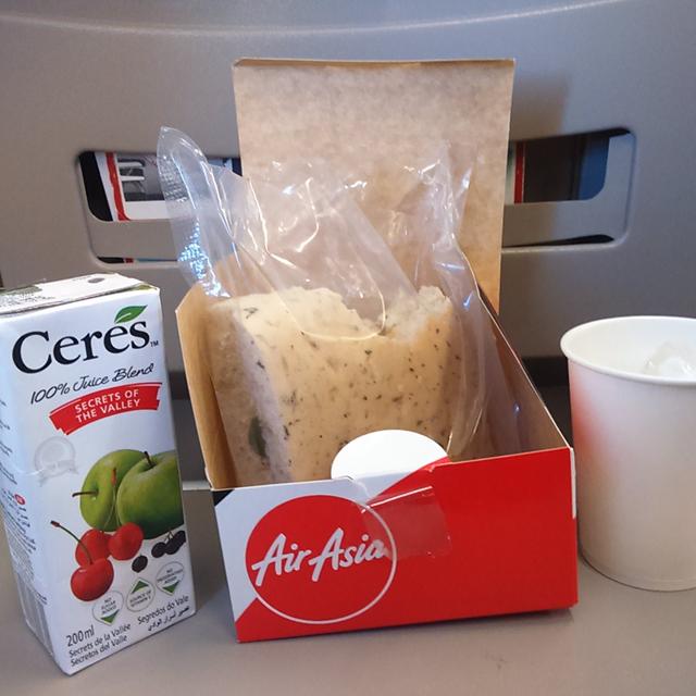 Airasia-Food