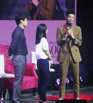 Ji Soo, My One and Only Fan Meeting in Manila