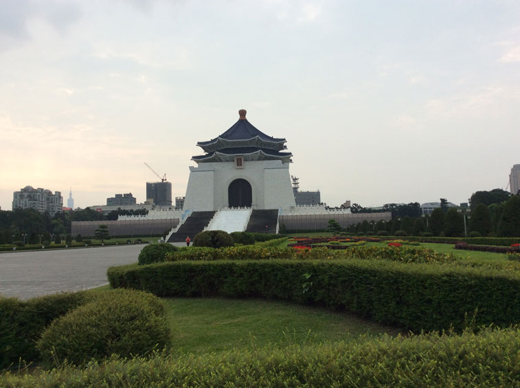 Chiang-Kai-shek-Memorial-Hall-Long-Trail