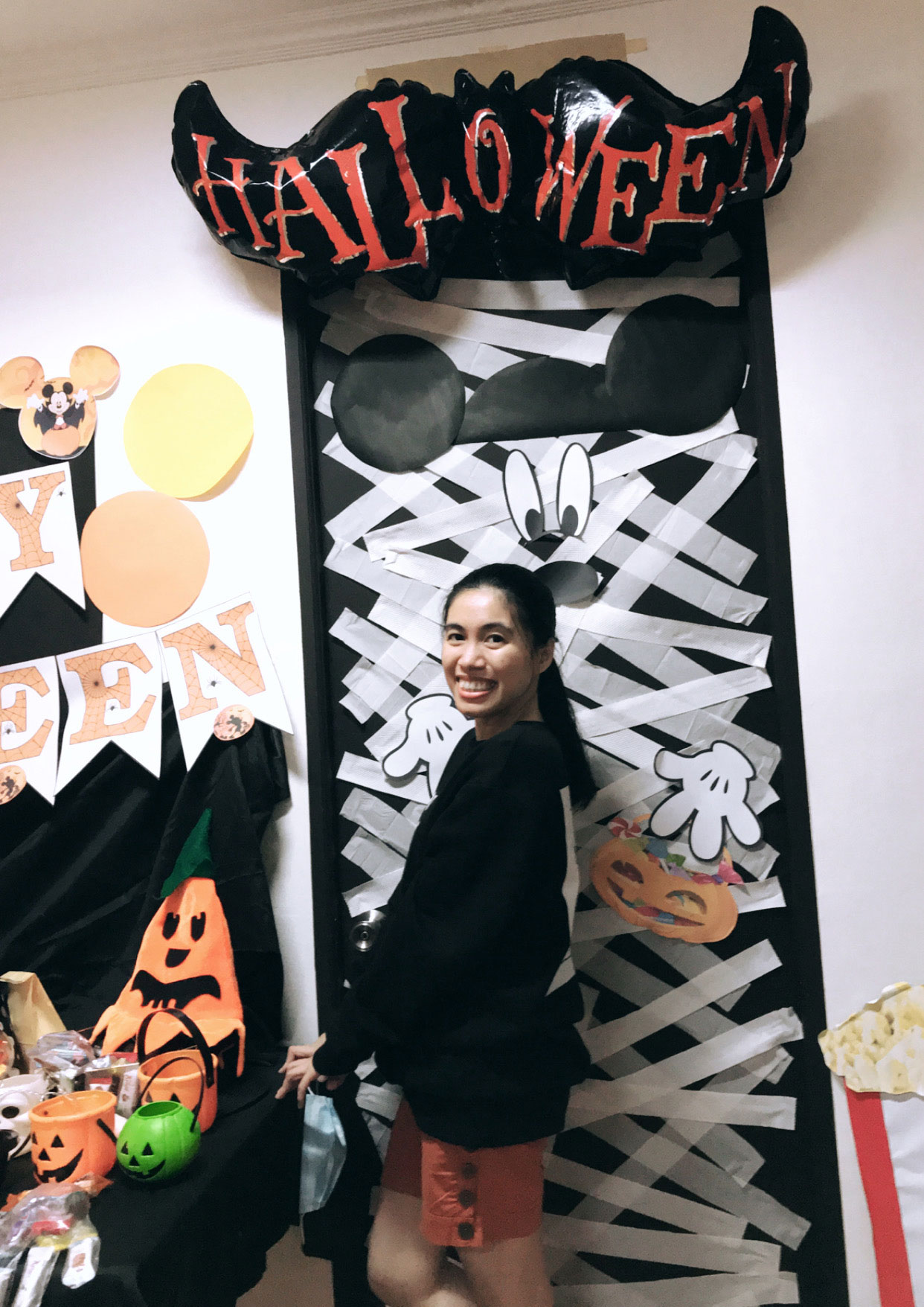 Halloween-Home-Party